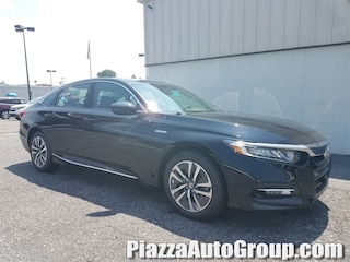 New 2018 Honda Accord Hybrid EX Sedan 186428 in Springfield, PA