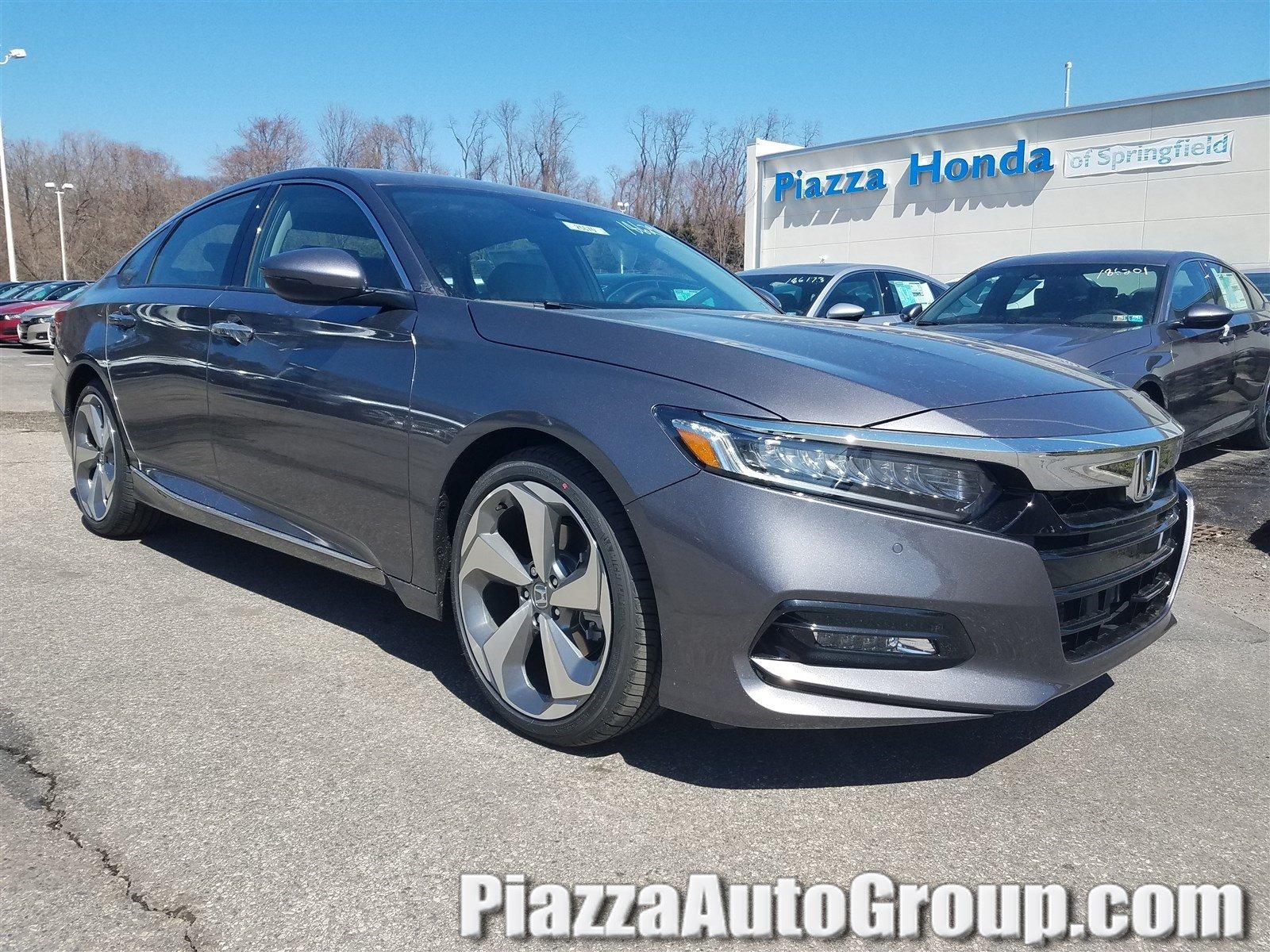 Used 2018 Honda Accord Sedan Touring 2.0T Touring 2.0T Auto Springfield, PA
