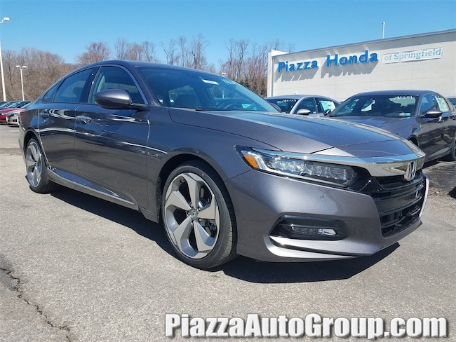 Certified Pre-Owned 2018 Honda Accord Sedan Touring 2.0T Touring 2.0T Auto in Springfield, PA