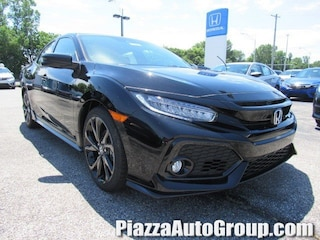 New 2018 Honda Civic Sport Touring Hatchback 183440X in Springfield, PA