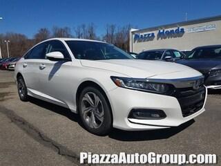 New 2018 Honda Accord EX-L 2.0T Sedan 186283 in Springfield, PA