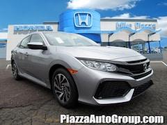 New 2019 Honda Civic LX Hatchback in Langhorne, PA