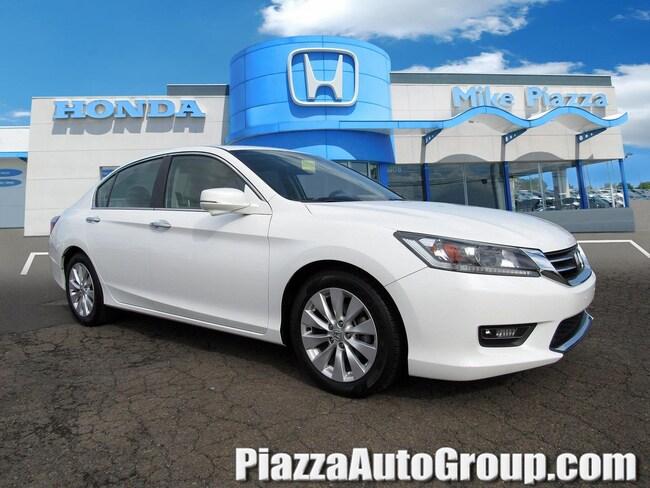 2014 Honda Accord For Sale >> Certified 2014 Honda Accord Sedan Ex L For Sale In Langhorne Pa Vin 1hgcr2f81ea209665