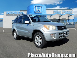 2002 Toyota RAV4 4DR AT 4WD Auto 4WD
