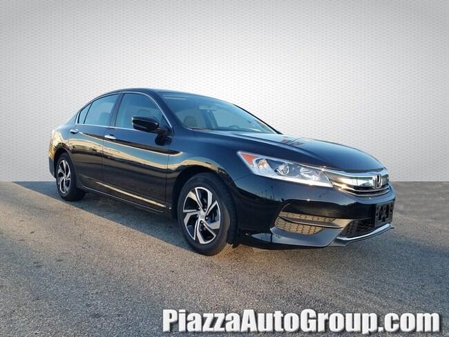 Certified 2016 Honda Accord Sedan LX I4 CVT LX in Philadelphia, PA