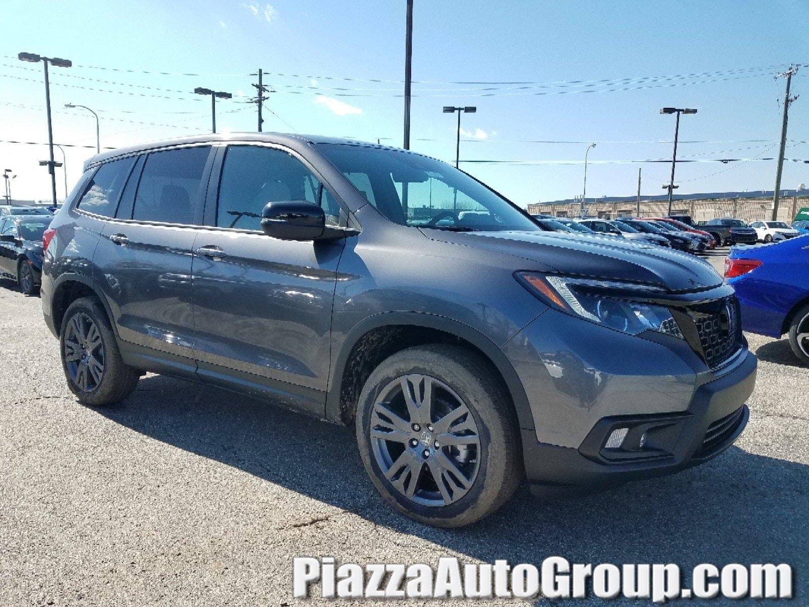 2019 Honda Passport EX-L AWD SUV