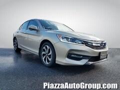 Certified Pre-Owned 2016 Honda Accord Sedan EX I4 CVT EX in Philadelphia, PA