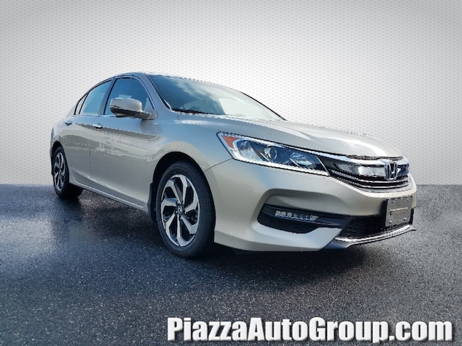 Certified 2016 Honda Accord Sedan EX I4 CVT EX in Philadelphia, PA