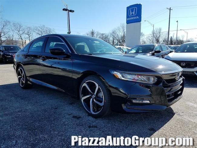 New 2018 Honda Accord Sport 2 0 T Sedan In Philadelphia Pa