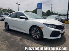 New 2018 Honda Civic LX Hatchback in Philadelphia, PA