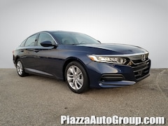 Certified Pre-Owned 2018 Honda Accord Sedan LX 1.5T LX 1.5T CVT in Philadelphia, PA