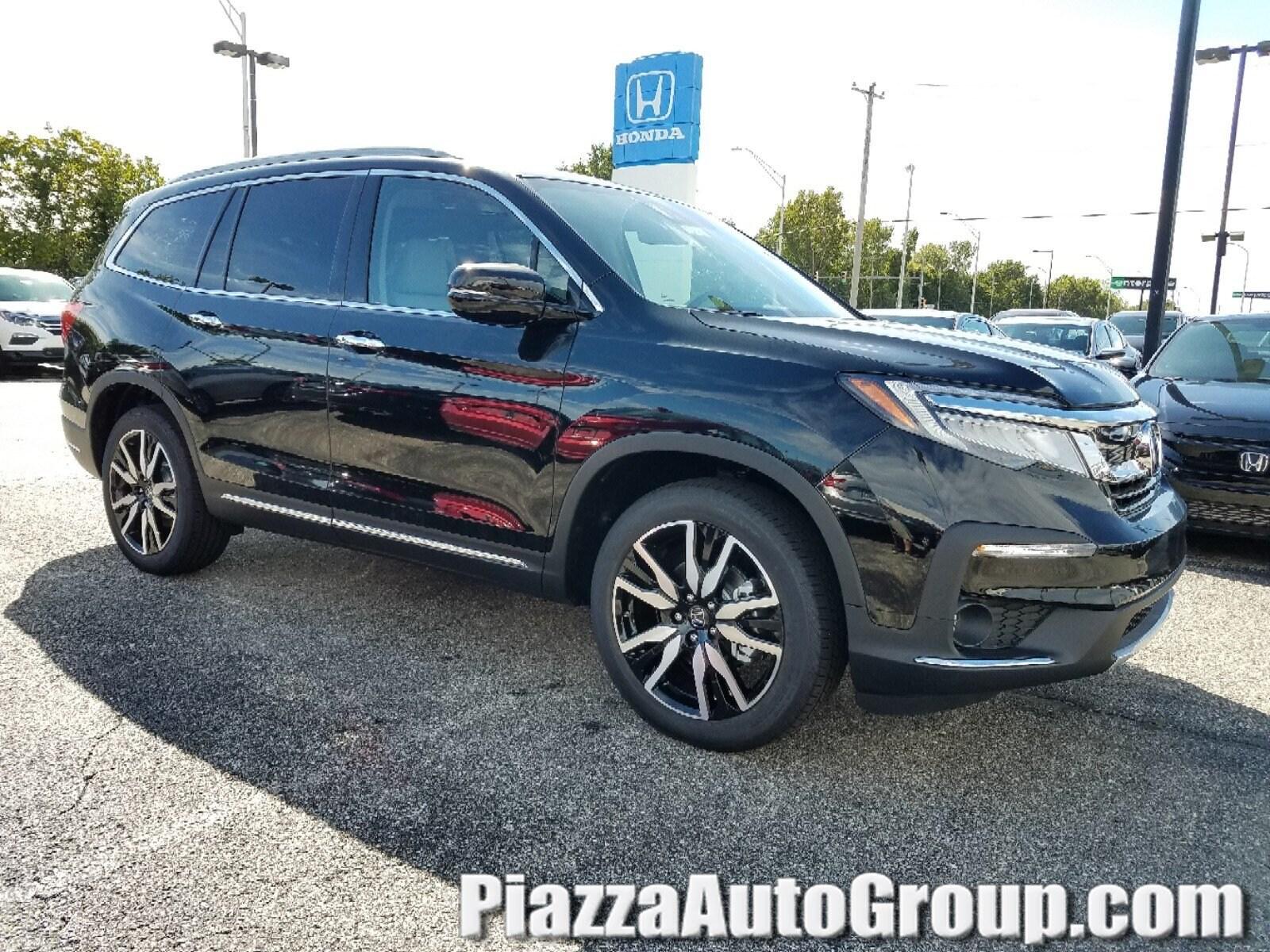 New 2019 Honda Pilot Elite AWD SUV Philadelphia, PA
