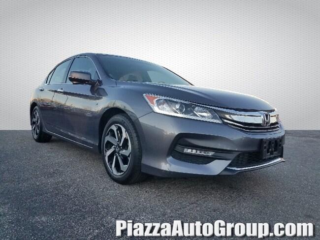 Certified 2016 Honda Accord Sedan EX I4 CVT EX in Philadelphia, PA