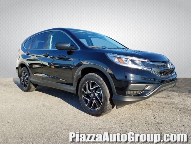 Used 2016 Honda CR-V SE AWD  SE in Philadelphia, PA