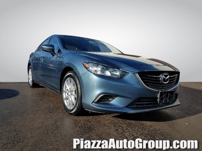 Used 2015 Mazda Mazda6 i Sport Sedan in Philadelphia, PA