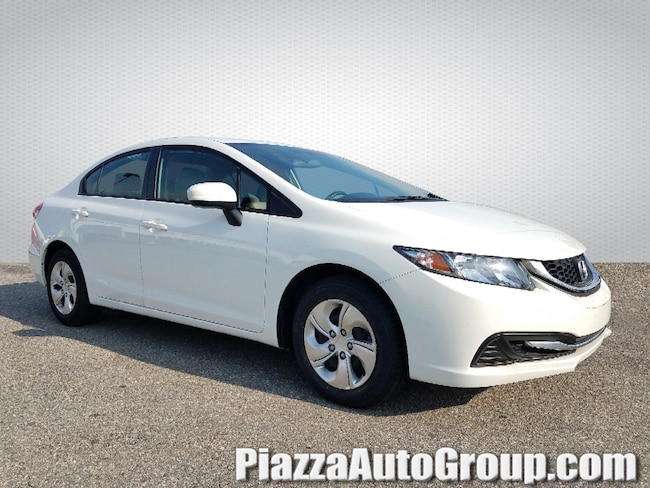 Certified 2015 Honda Civic Sedan Lx For Sale In Philadelphia Pa