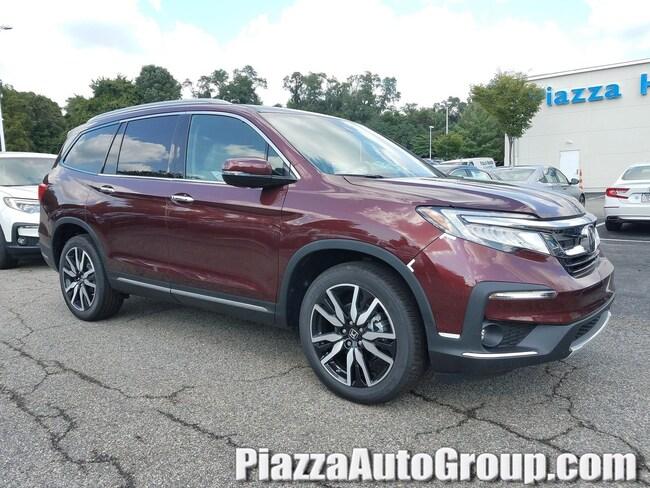 New 2019 Honda Pilot Touring 7-Passenger AWD SUV in Philadelphia, PA