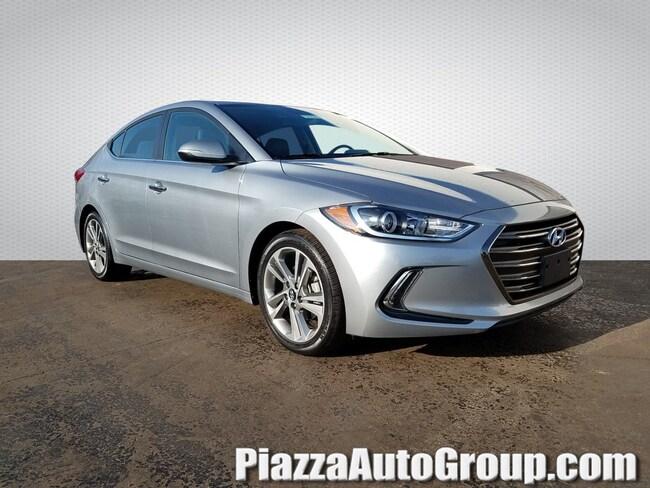 Used 2017 Hyundai Elantra Limited Limited 2.0L Auto (Alabama) *Ltd Avail* in Philadelphia, PA