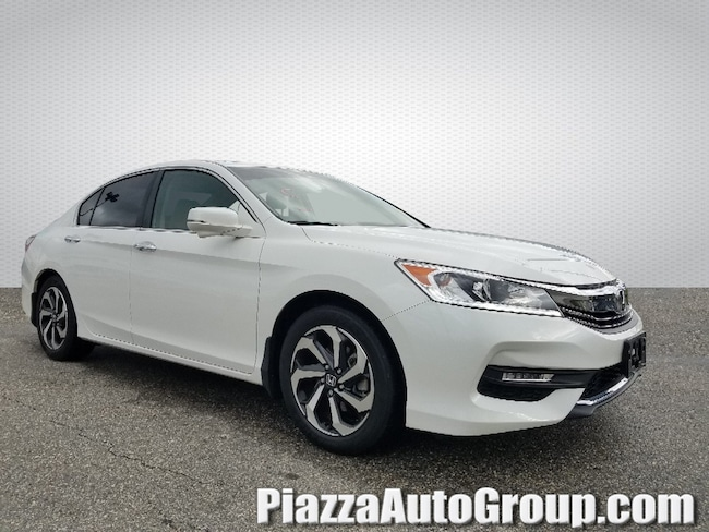Certified 2017 Honda Accord Sedan EX EX CVT in Philadelphia, PA