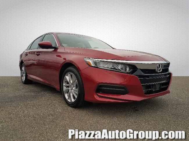Used 2018 Honda Accord Sedan LX 1.5T LX 1.5T CVT in Philadelphia, PA
