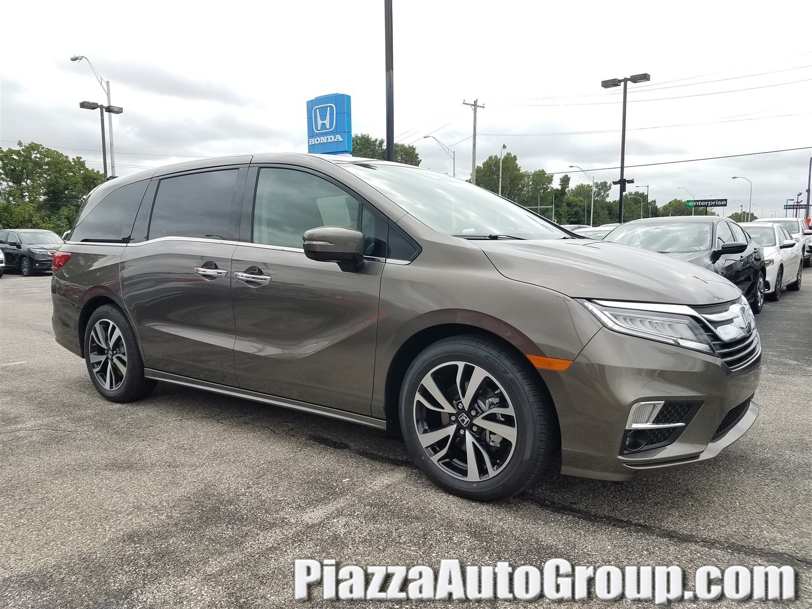 New 2019 Honda Odyssey Elite Van Philadelphia, PA