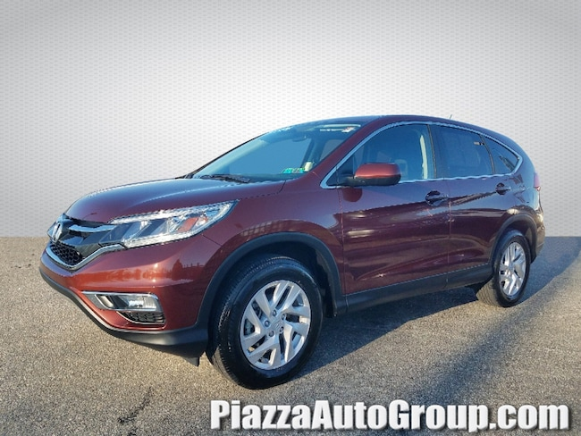 Certified 2016 Honda CR-V EX AWD  EX in Philadelphia, PA