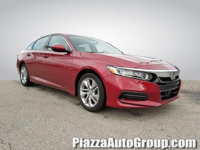 Certified 2018 Honda Accord Sedan LX 1.5T LX 1.5T CVT in Philadelphia, PA