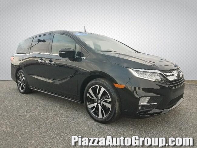 Certified 2019 Honda Odyssey Elite Elite Auto in Philadelphia, PA