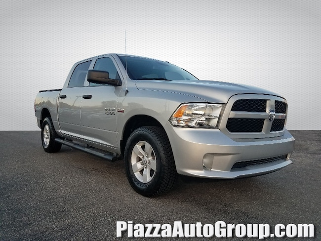 Used 2016 Ram 1500 Express 4WD Crew Cab 140.5 Express in Philadelphia, PA