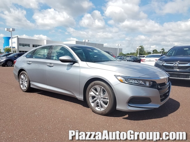 New 2019 Honda Accord LX Sedan in Philadelphia, PA