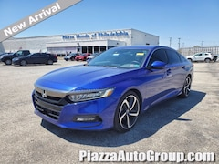 Certified Pre-Owned 2019 Honda Accord Sedan Sport 1.5T CVT in Philadelphia, PA