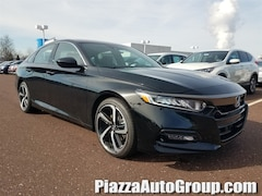 New 2018 Honda Accord Sport 2.0T Sedan 81449 in Limerick, PA
