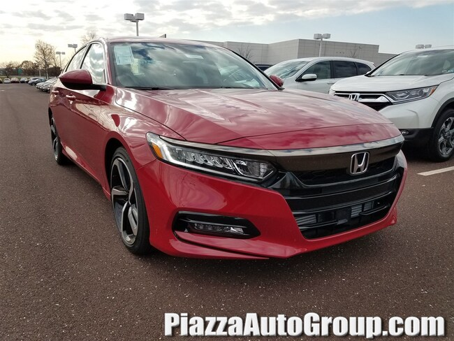 New 2018 Honda Accord Sport Sedan 81522 in Limerick, PA