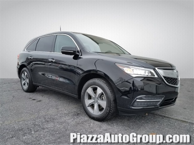 Certified Pre-Owned 2016 Acura MDX 3.5L SUV for sale in West Chester PA