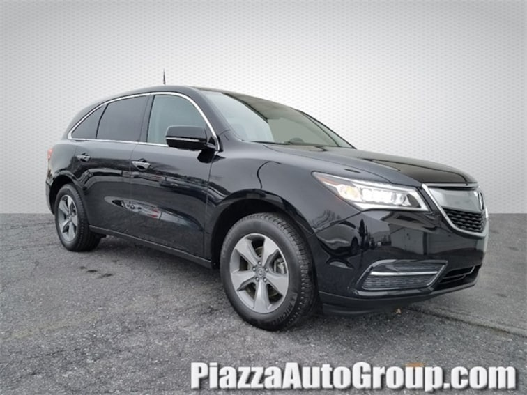 Certified 2016 Acura MDX 3.5L SUV in Limerick, PA