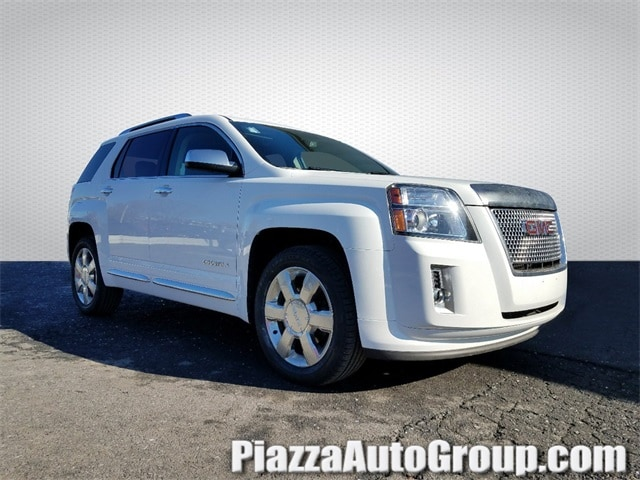 Gmc Terrain Denali >> Used 2014 Gmc Terrain Denali For Sale In Reading Pa Vin