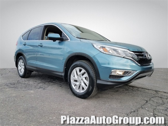 Used 2016 Honda CR-V EX SUV in Reading, PA