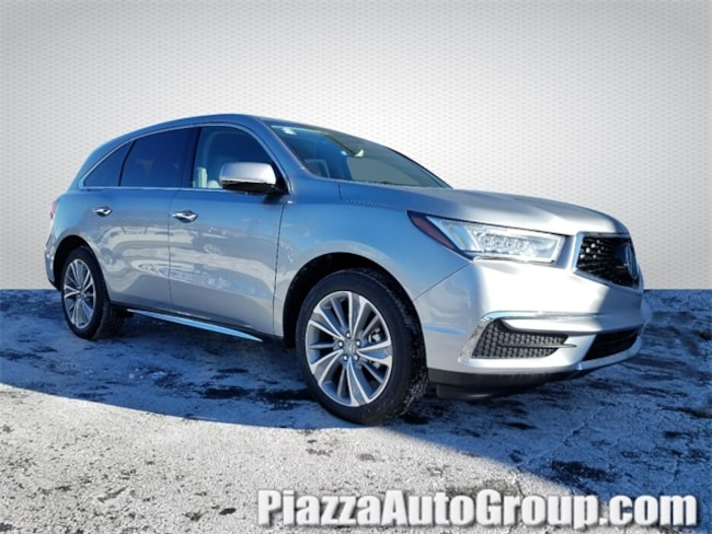 Used 2017 Acura MDX 3.5L SUV in West Chester, PA