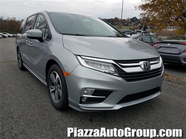 New 2018 Honda Odyssey Touring For Sale In Reading Pa Vin