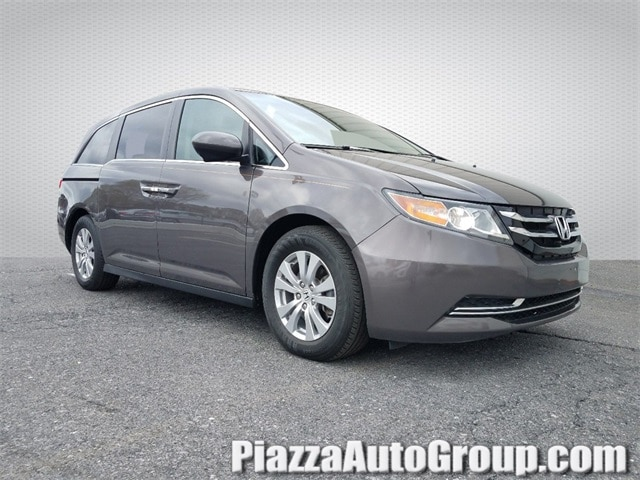 Featured Used 2016 Honda Odyssey EX-L Minivan/Van for sale in Reading, PA