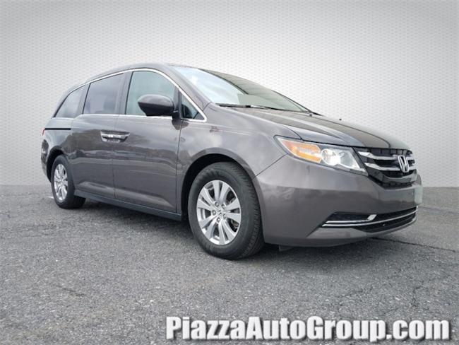 Certified 2016 Honda Odyssey EX-L Minivan/Van in Reading, PA