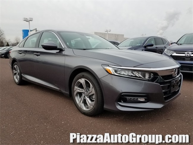 New 2019 Honda Accord EX-L Sedan in Reading, PA