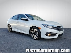 Used 2017 Honda Civic EX-L Sedan E19222A in Reading, PA