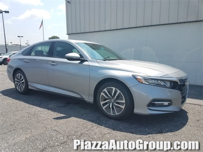 New 2019 Honda Accord Hybrid EX-L Sedan in Reading, PA