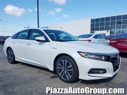 New 2019 Honda Accord Hybrid Ex L Car 2 0t Electronic Continuously Variable Fwd