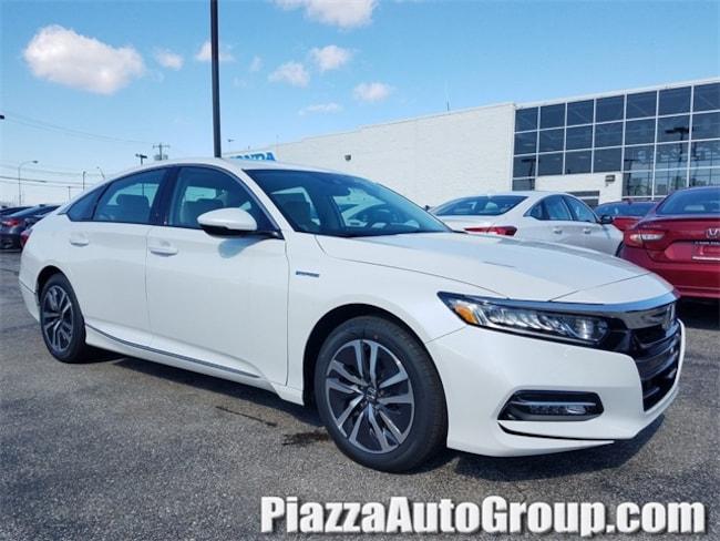 New 2019 Honda Accord Hybrid EX-L Sedan in Reading, PA