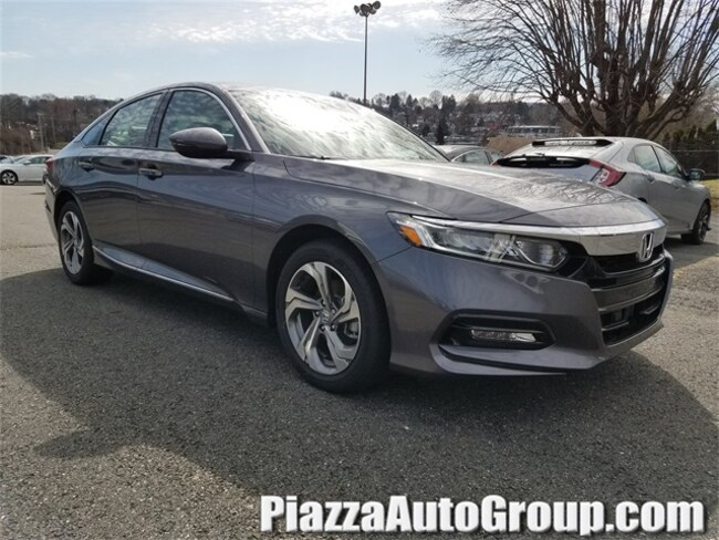 New 2018 Honda Accord EX-L Sedan in Reading, PA