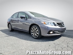 Used 2015 Honda Civic EX-L Sedan ER7774 in Reading, PA