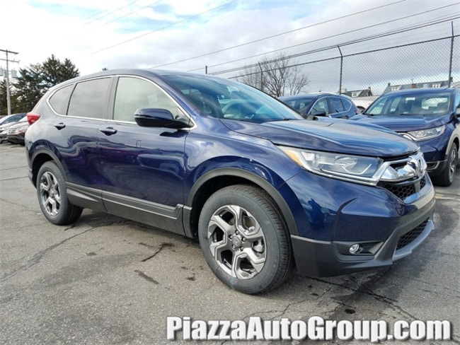 New 2019 Honda CR-V EX SUV in Reading, PA