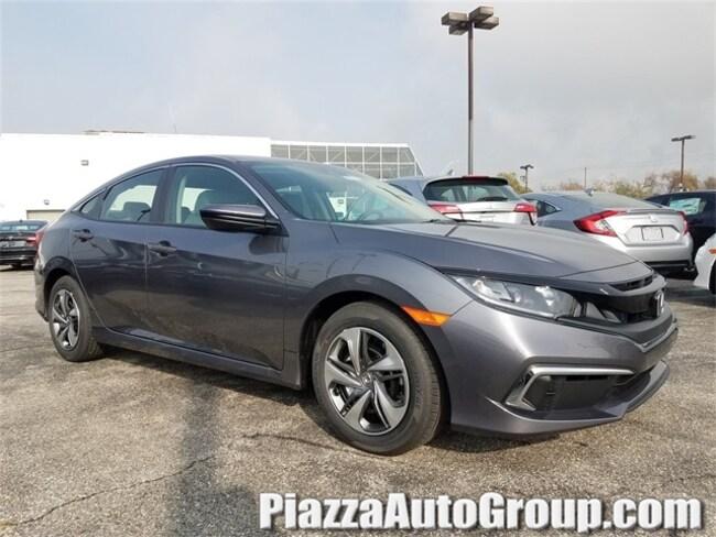 New 2019 Honda Civic LX Sedan in Reading, PA